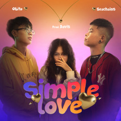 Simple Love - Obito, Seachains, Davis